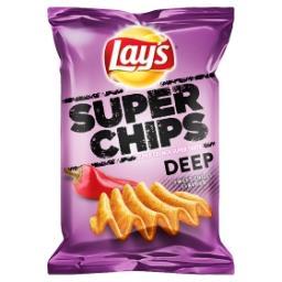 Chips deep ridged - sweet chilli