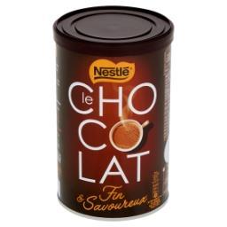 Le chocolat - poudre pour chocolat chaud