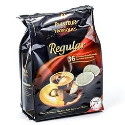 Regular - café pads - moulu