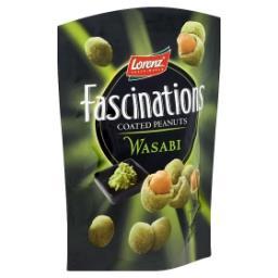 Cacahuètes au goût wasabi - croquantes et piquantes ...