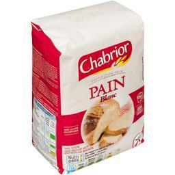 Préparation farinière pour pain blanc