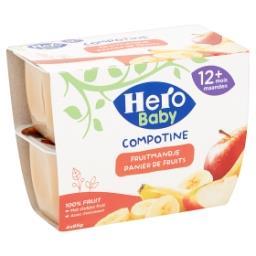 Baby compotine - panier de fruits - 12 à 36 mois