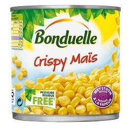 Maïs crispy