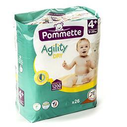 Langes agility dry - t4+ - 9 à 20kg