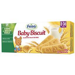 Baby biscuit - le premier biscuit de bébé - 8-36 moi...