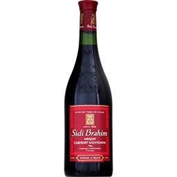 Merlot cabernet sauvignon - maroc - vin rouge