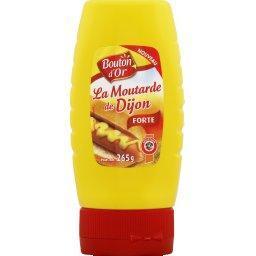 La moutarde de dijon, forte