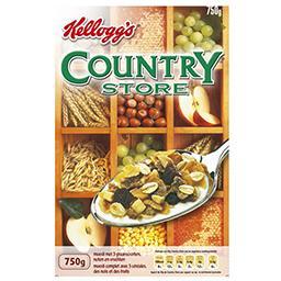 Country store muesli complet aux 3 céréales