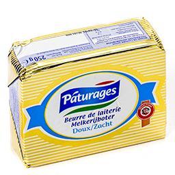 Beurre de laiterie - doux