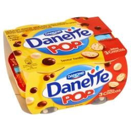 Danette pop - vanille