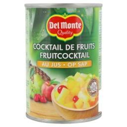 Cocktail de fruits au jus léger