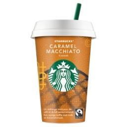 Café - caramel macchiato goût - Starbucks discoverie...