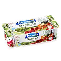 Frutimax - yaourt aux bons morceaux de fruits (frais...