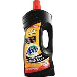 Nettoyant ménager au savon noir