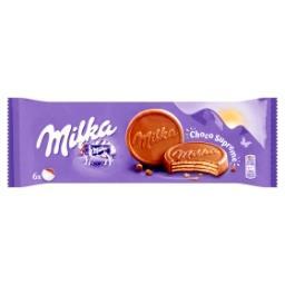 Choco supreme - gaufrettes généreusement enrobées de...