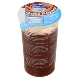 Dessert cacao