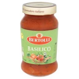 Sauce tomate et basilic