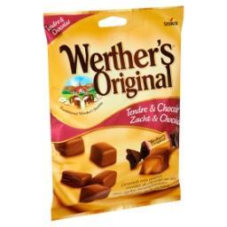 Caramels tendres au chocolat au lait