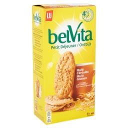Belvita - petit déjeuner biscuits aux céréales