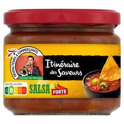 Sauce salsa - forte - saveur du mexique