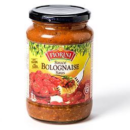 Sauce bolognaise avec viande