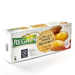 Coquilles aux œufs - sans gluten