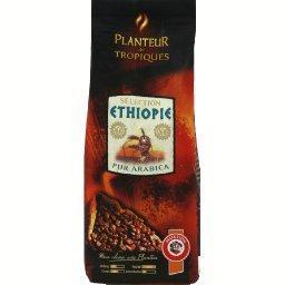 Sélection ethiopie, café moulu pur arabica