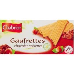 Fines gaufrettes chocolat noisettes
