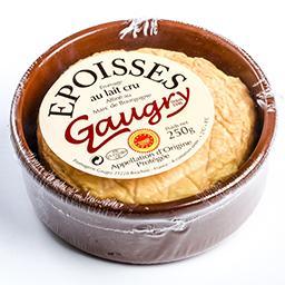 Epoisses gaugry - fromage au lait cru - affiné au ma...