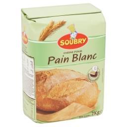 Farine pour pain blanc