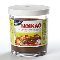 Noikao - pâte à tartiner aux noisettes et au cacao m...