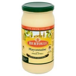 Mayonnaise à base d'huile d'olive