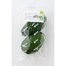 BIO Avocat haas 2 fruits