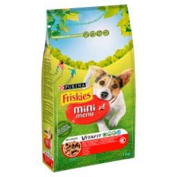 Croquettes mini menu - pour chiens adultes <12kg - a...