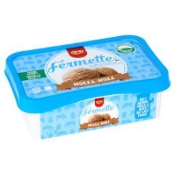 Fermette - crème glacée moka