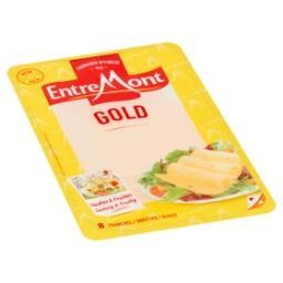 Gold - fromage mœlleux et fruité - 8 tranches