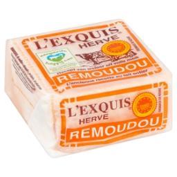 Remoudou - l'exquis herve - fromage à pâte molle à c...
