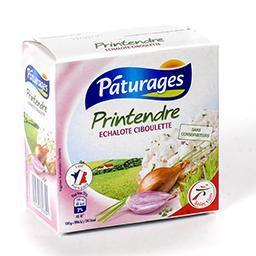 Printendre - échalote ciboulette - fromage au lait p...