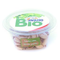 Bio pistaches grillées et salées