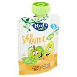 Bio Little Smoothie Pomme et Mangue 4+ Mois