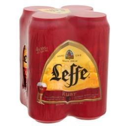 Bière - Ruby - notes raffinées de fruits rouges et b...