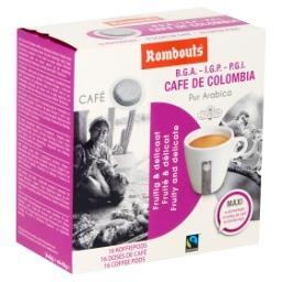 I.G.P. Café de Colombia Pur Arabica Maxi 16 Doses de...