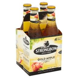 Apple Ciders Gold Apple Bouteilles