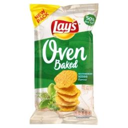 Chips oven mediterranean herbs
