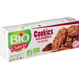 Cookies bio aux pépites de chocolat