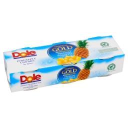Tropical Gold Premium Ananas en Morceaux au Jus 3 x ...