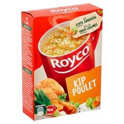 Minute soup - poulet