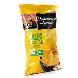 Chips tortilla - nature