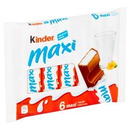 Chocolate Maxi 6 Bâtonnets
