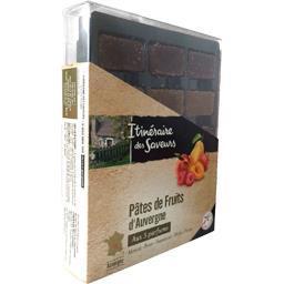 Pâtes de fruits d'Auvergne aux 5 parfums
